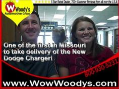 Meet Curt & Brandi As They Share Their Car Buying Experience at Woody's Automotive Dealership