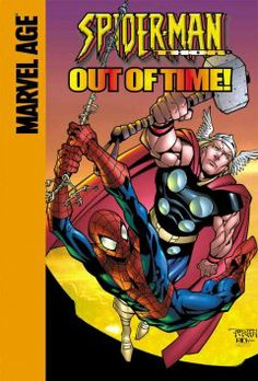 Spider-Man and Thor join forces to battle someone who plans to freeze time and conquer the world.