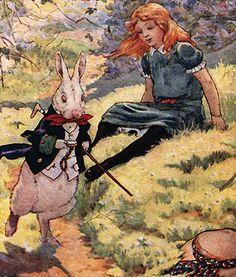 Alicia en el País de las Maravillas | Frank Adams (1912)