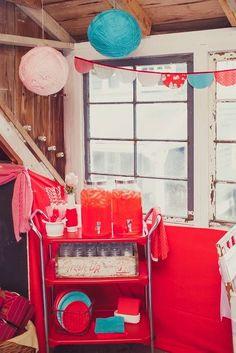 Sala da Nanda: Decoração de Festa infantil com tema Gatinhos