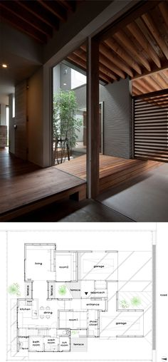 Modern Genkan: A Traditional Japanese Entryway