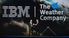 CLOUD COMPUTING #IBM is going to change how we forecast the #weather with Watson.  Watson might soon be your weatherman.