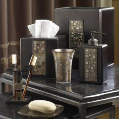 Best Croscill Bathroom Accessories Images On Pinterest Bath - Croscill bathroom sets