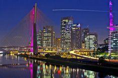 São Paulo. The city that never sleeps!