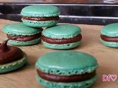 Dulce fresa: De franse macarons Macarons, Cheesecake, Desserts, Kaftans, Food, Drinks, Strawberry Fruit, Sweets, Deserts