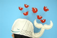 """Twitter Is Over Capacity"" Hat #socialmedia #fashion #style"
