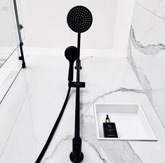 Black Taps, Shower Fixtures, Hospitality Design, Polished Brass, Oil Rubbed Bronze, Bathroom Inspiration, Industrial Design, Designer, Interior Design