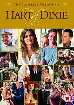 DVD Boxset: Hart Of Dixie - Season 1-4