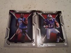 T J Graham Chandler Jones 2012 Topps Strata Retail RC Lot of 2 Rookie Cards   eBay
