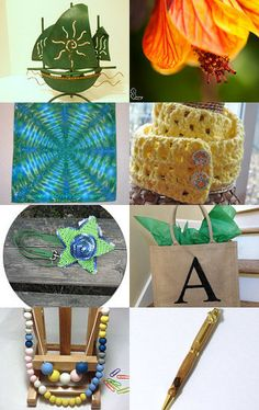 Spring Thoughts by Anita Martin on Etsy--Pinned with TreasuryPin.com