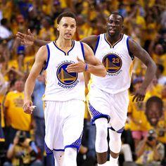 Draymond Green, Stephen Curry fire back at critics of Warriors' title
