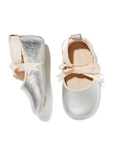 Ballerina Baby Flat from Perfect Spring Shoes for Kids on Gilt