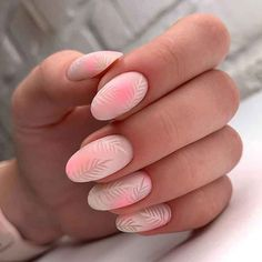 The best mix of nail colors, all you want is here - Page 7 of 154 - Inspiration Diary Cute Nail Art Designs, Nail Designs Pictures, Happy Nails, Trendy Nail Art, Cool Nail Art, Short Nails, Long Nails, Minimalist Nails, Elegant Nails