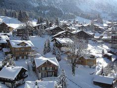 Grindelwald by dominiekth, via Flickr