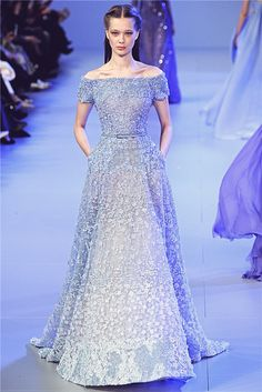 Fashion Runway | Elie Saab: Couture Spring 2014