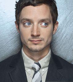 Elijah Wood and his eyes!!!!!!