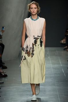 Sfilata Bottega Veneta Milano - Collezioni Primavera Estate 2015 - Vogue