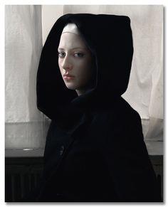 Black cap. Hendrik Kerstens