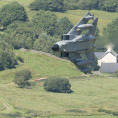 Tornado flying llow