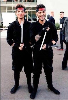 1D Day Zayn and Louis