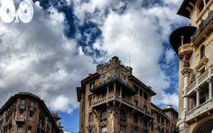 Clouds Above the Coppedè District by occhioXocchio   | Giovanni Cappiello on 500px