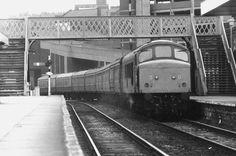 Looking towards Sheffield Barnsley, Diesel Locomotive, Bradford, Train Station, Sheffield, Pinterest Marketing, Yorkshire, Social Media Marketing, Trains