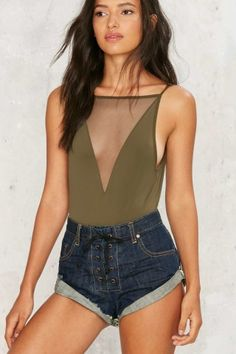 Shop the hottest body suits from Nasty Gal on Keep now!