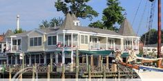 Grand Harbor Inn in Camden: Our Elegant Upstairs Neighbors