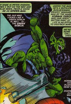 green goblin desighs by luke ross | Green Goblin art in the 616 Marvel continuity (listed alphabetically ...