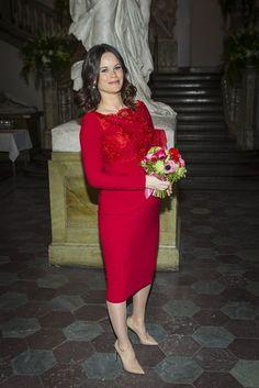 Princess Sofia of Sweden Style | POPSUGAR Fashion