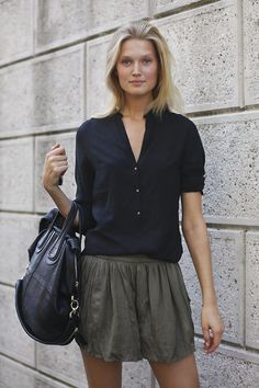 Simple and Chic. TopShelfClothes.com