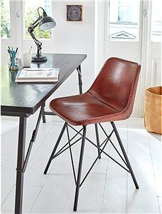 Lederstuhl Eames, Modern, Dining Chairs, Colours, Design, Furniture, Home Decor, Car Furniture, Chair Pads