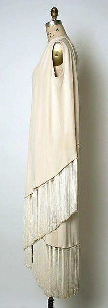 Evening dress, ca. 1969, House of Balmain, Pierre Balmain, French