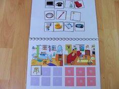 Completa le stanze della casa clicca sull'immagine per scaricare le schede direttamente dal sito