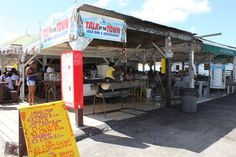 Talk of the Town - a Grand Case St. Martin Restaurant (aka LoLo) by .lynn., via Flickr    My favorite place to eat in SM (pam)
