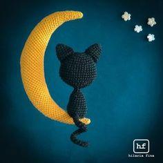 Minna Cat - Pattern
