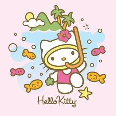 A Pandas Love For Hello Kitty