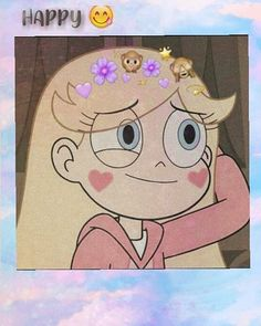 """10 Suka, 0 Komentar - •김태형🍇 (@nilna201) di Instagram: """"#happy"""" Star Butterfly, Cartoon Movies, Star Vs The Forces Of Evil, Force Of Evil, Snoopy, Stars, Memes, Fictional Characters, Poster"""