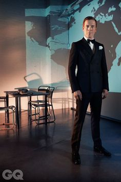 Damian Lewis - he should be the next Bond