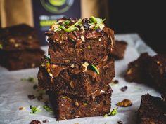 Nejčokoládovější cuketový koláč – My Healthy Moment Healthy Style, Fit