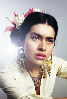 Frida Inspiration by Matthew Burditt, via Flickr
