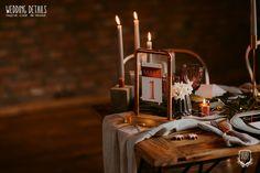 Industrial Winter Wedding / Nuntă industrială de iarnă - Sedință foto inspirațională - PAPIRA Industrial Wedding, Destination Wedding Photographer, Wedding Styles, Candles, Winter, Bucharest, Frames, Ideas, Winter Time
