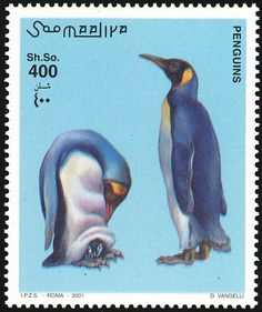 King Penguin stamps - mainly images - gallery format