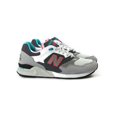 Concepts | New Balance ML878AAD (White/Grey-Lead)