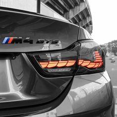 BMW M4 GTS OLED Tail Light [1080x1080] via Classy Bro