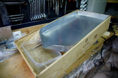 """As I was looking at a piece of leftover metal sheet from building the owl box I realized we could use it to build a solar wax melter. Bees make comb to store honey and polen and as """"wombs"""" for new. Box Ikea, Bee Equipment, Ikea Picture Frame, Conservation, Honey Extractor, Bee Hive Plans, Ikea Pictures, Owl Box, Beekeeping For Beginners"""