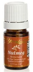 Young Living Essential Oil, Nutmeg