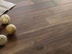 A natural wood-look porcelain tile, Living, is available in classic and contemporary shades for modern spaces.