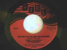 Wendy Alleyne & The Dynamics - Hold Me, Love Me and Take Me Home. This was my FAVORITE Wendy Alleyne song.