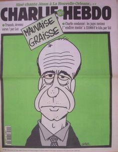 Charlie Hebdo - # 205 - 22 Mai 1996 - Couverture : Charb